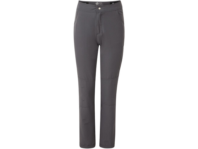 Dare 2b Reprise Pantalones Niños, ebony grey/ebony grey